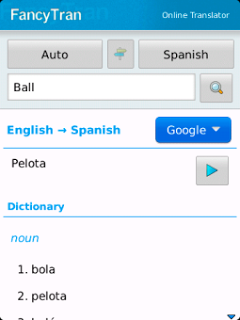 FancyTran - Translator Built for BlackBerry-2-bhr-m.com
